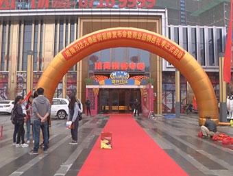 瑶海万达广场九鼎金街品牌发布会隆重举行