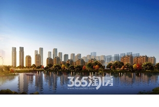 59万方生态公园高端住宅