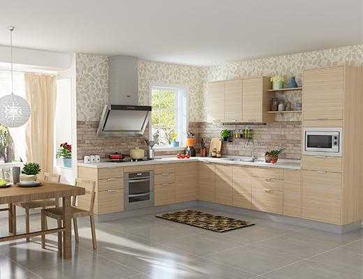 橱柜 厨房 家居 设计 装修