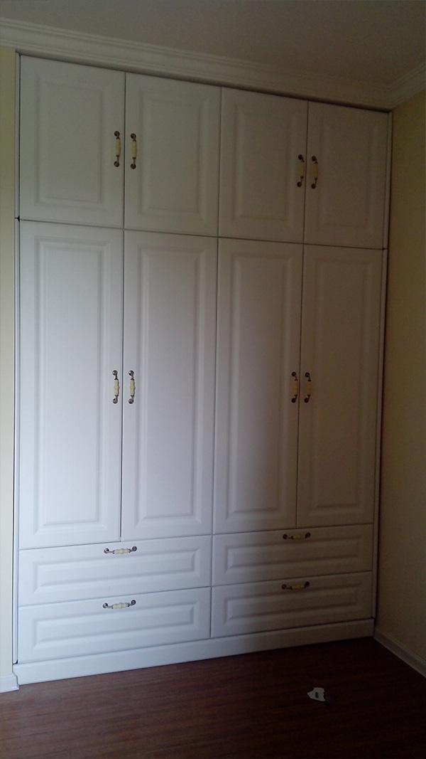 南京惠派橱柜之简欧风格衣柜-产品价格|报价|图片