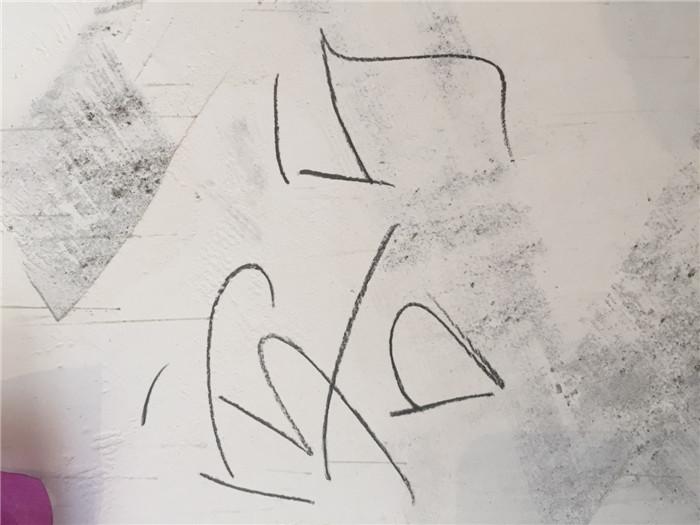 画蚂蚁的步骤素描图片