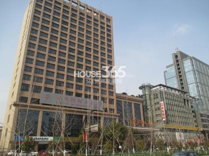 理想银泰城项目周边配套——富邦国际大酒店
