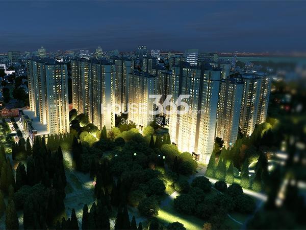 建章宫遗址公园,城市中央森林公园,阿房宫遗址公园,昆明池文化生态
