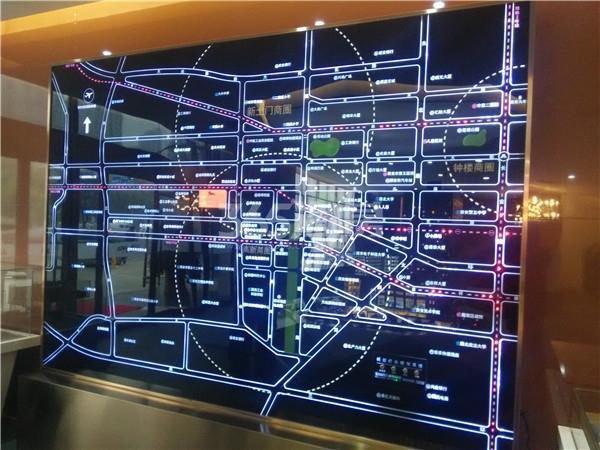 KingMall未来中心交通图