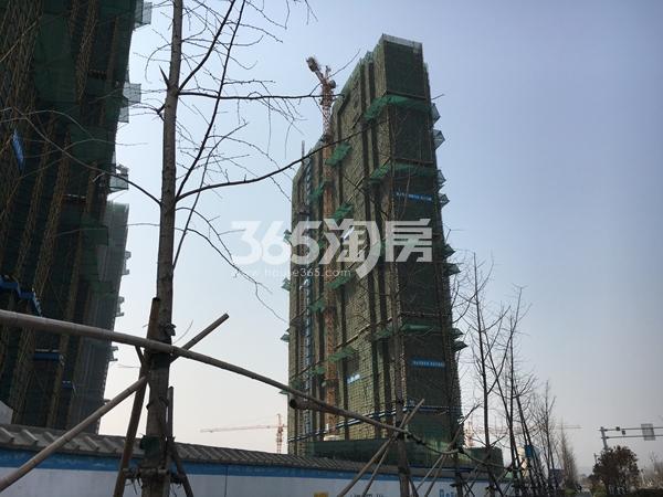 华润国际社区实景图(3.16)