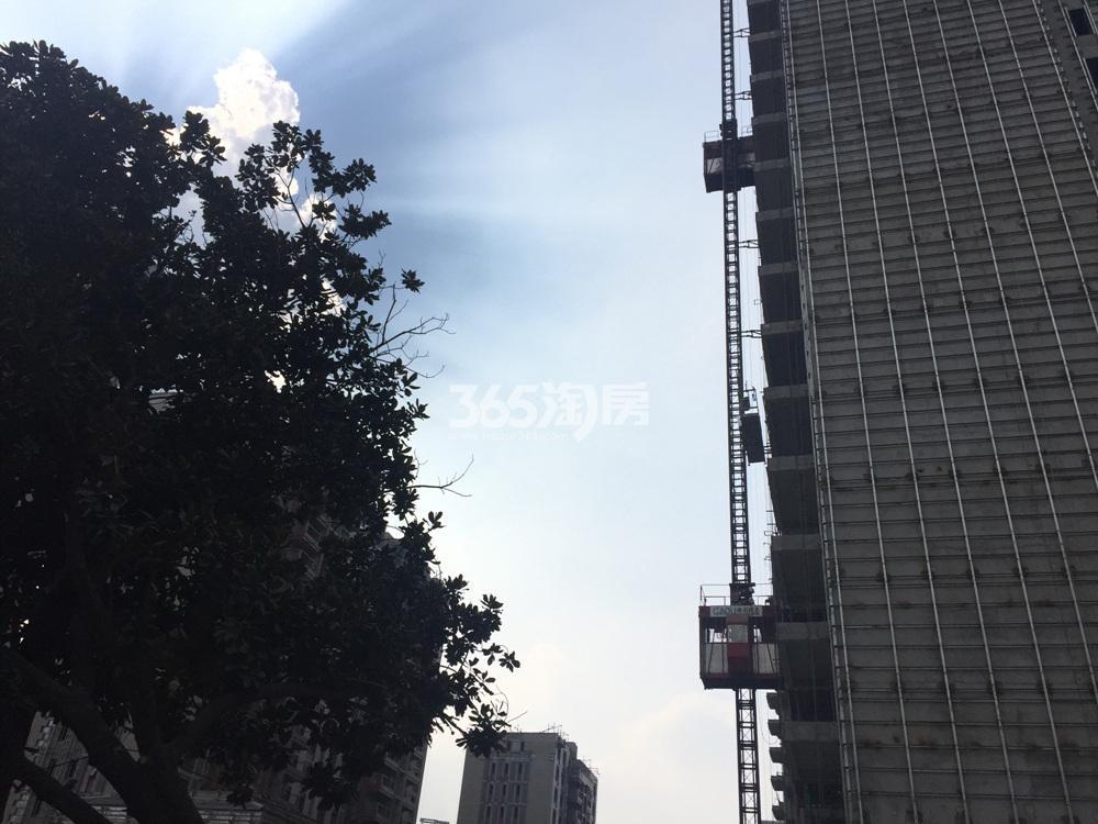 金陵雅颂居实景图(10.20)