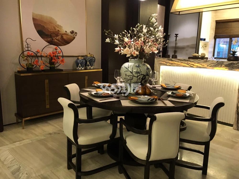 银亿东城144㎡联排别墅样板间餐厅