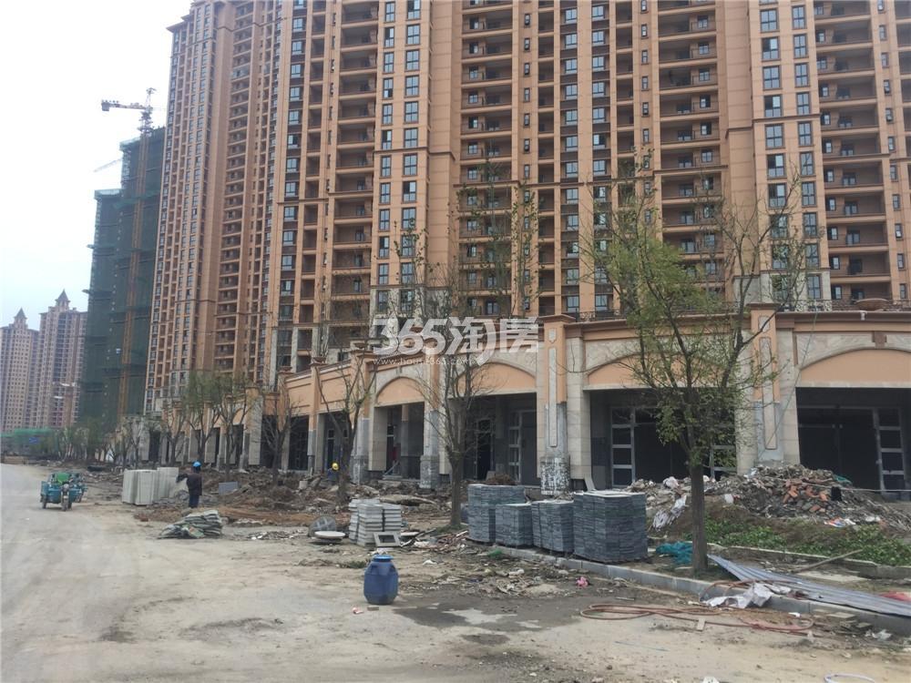 雅居乐滨江国际实景图(11.24)