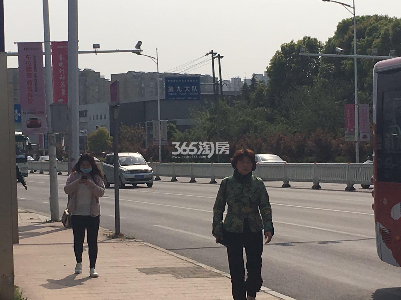 弘阳时代中心实景图(4.21)