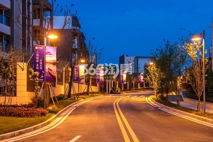 瑞安翠湖山实景图(1.24)