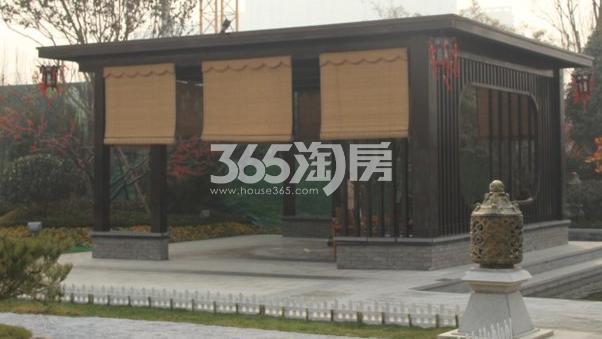 恒大翡翠龙庭实景图(2017年5月)