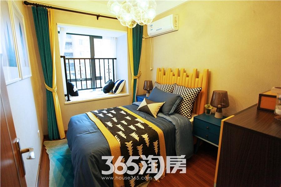 伟星玲珑湾藏岛87㎡样板间—卧室