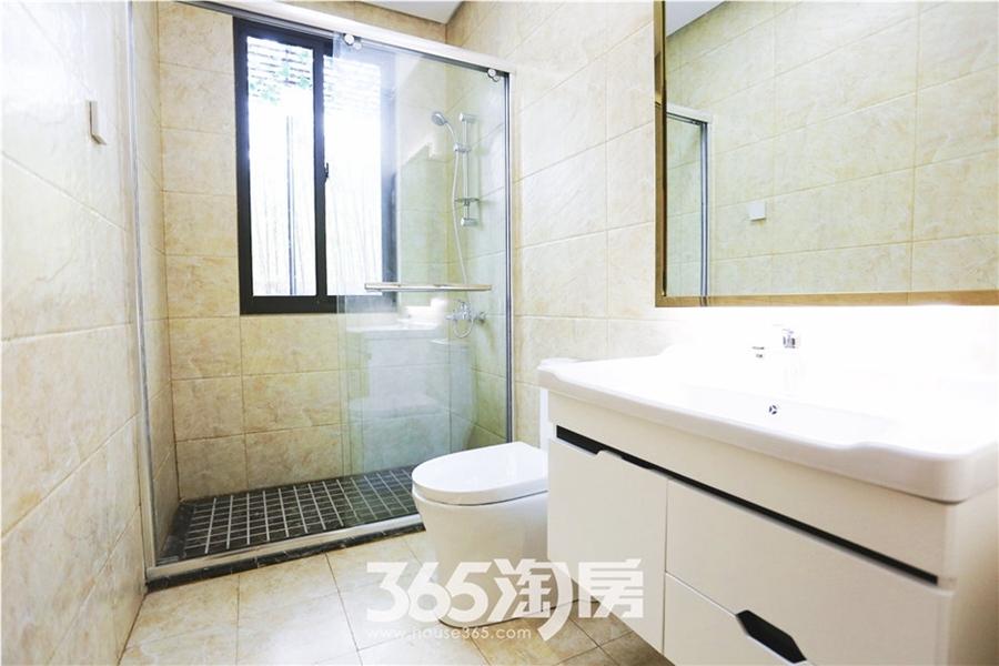 翰林公馆G1户型100㎡样板间-卫浴