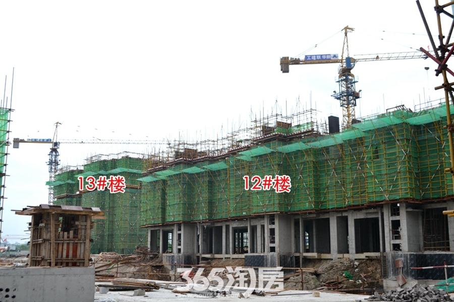 新华联梦想城工程进度(2017.6摄)
