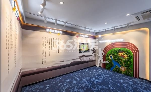 碧桂园梅公馆工法体验馆实景