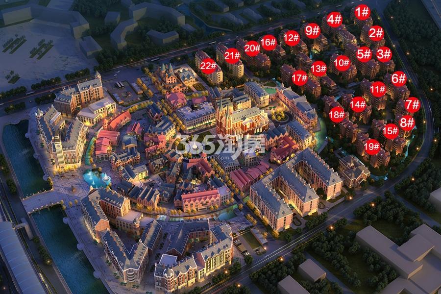 金晖罗兰小镇174套住宅9月29日预售 住宅预售均价8650元/�O