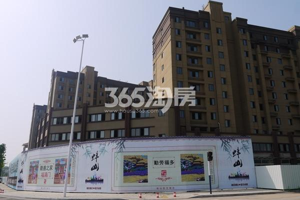 百合燕山公馆 实景图 201709