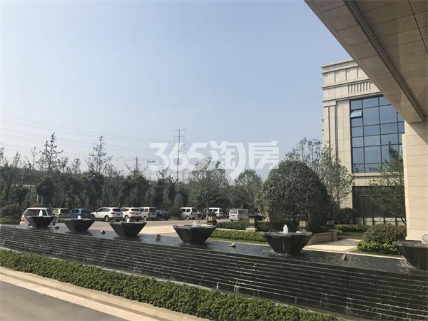 港利上城国际景观设计实景图(9.15)