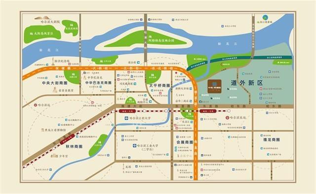 中海·观澜庭实景图