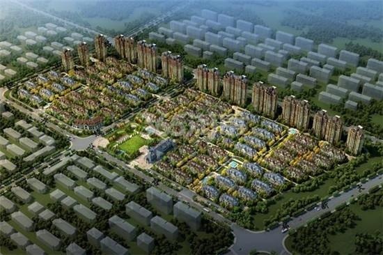 建业平原新城业主社区
